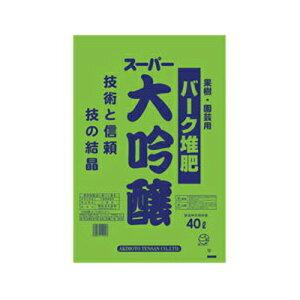 秋本天産物 バーク堆肥大吟醸 40L 園芸用土壌改良材シリーズ(肥料・園芸)