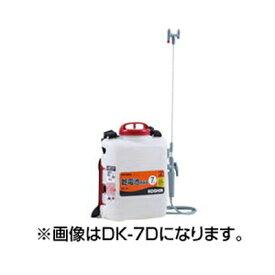 消毒と除草ができる乾電池式噴霧器! 年間4回〜5回しか使用しない方に最適! ダイヤフラムポンプ採用になりました。工進 背負い式乾電池噴霧器 消毒名人 DK-10D 10Lタンク