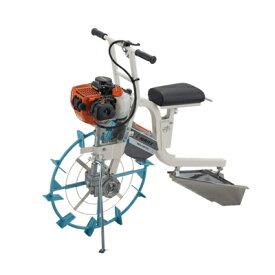 共立 乗用水田溝切機 MKS4301FR