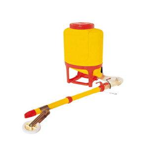 共立 肥料散布機 OB-24(車輪付) 【肥料散布機 肥料散布器 本体】