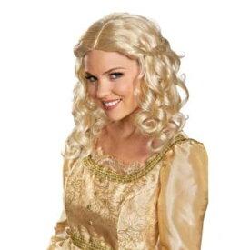 ハロウィン コスプレ ディズニー DISNEY 眠れる森の美女 オーロラ姫 大人用 ウィッグ 71816 cs0822 dp0822