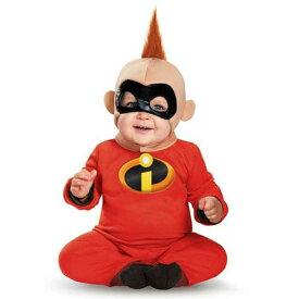 ハロウィン コスプレ ディズニー DISNEY Mr.インクレディブル ジャック ジャック デラックス 幼児用 85611W cs0822 mh0822 kc0822