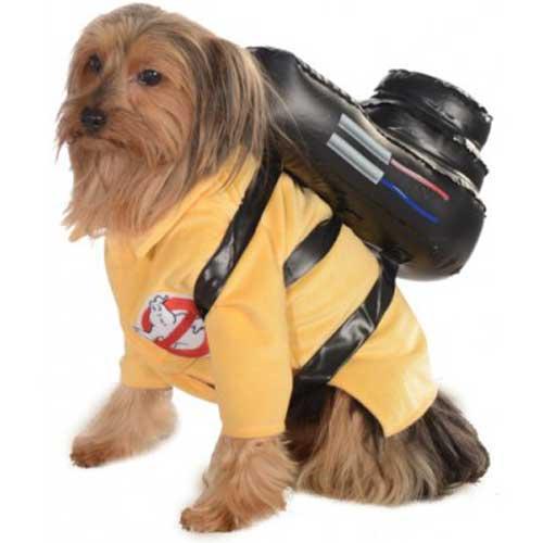 ハロウィン コスチューム ペット ゴーストバスターズ コスチューム 小型犬用 887865S n60909 cs0822 gb0822 pe0822