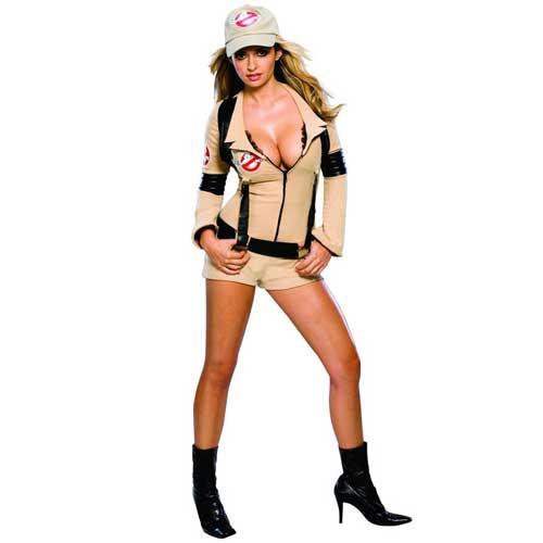 ハロウィン コスチューム ゴーストバスターズ コスチューム 大人女性用 コスチューム 888607XS gb0822