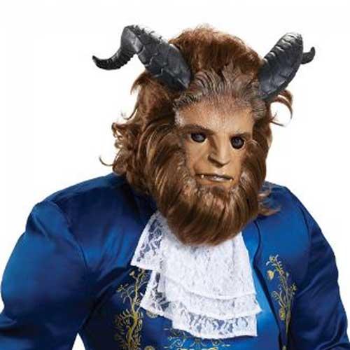 ハロウィン コスチューム ディズニー DISNEY 美女と野獣 ビーストのマスク ウルトラプレステージ 大人用 20728 ハロウィン bijo0822