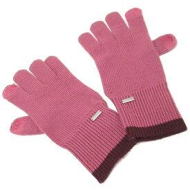 コーチ 手袋 COACHコーチ アウトレット カラーブロック ニット テック グローブ / 手袋 F76490 PIN