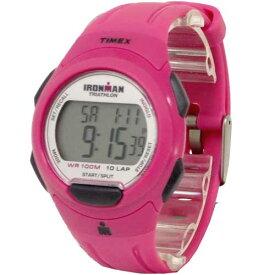 TIMEX タイメックス アイアンマン IRONMAN 10ラップ フルサイズ マゼンタ レディース 腕時計 T5K780 n51209 pi0509