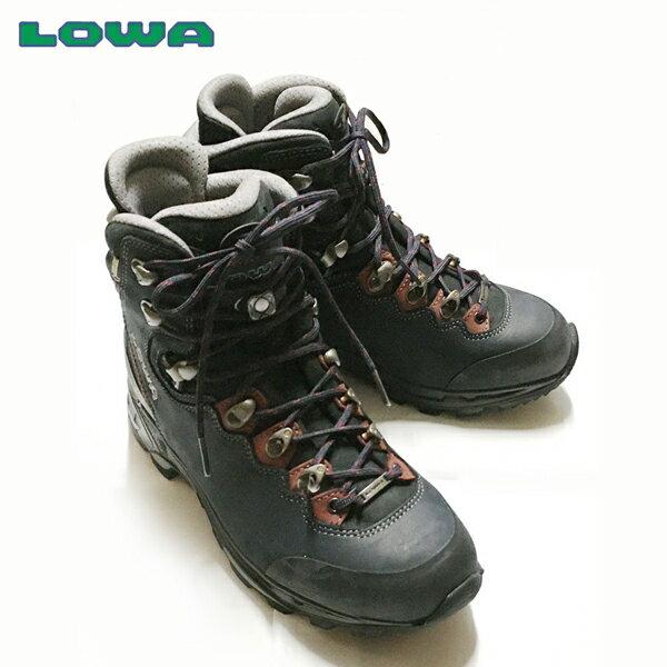 【限定クーポン 〜5/21 8:59】/LOWA(ローバー) マウリアGT SL Women 女性用スリムモデル トレッキングシューズ 登山靴(P10)