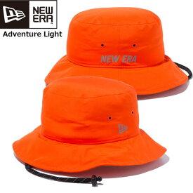 キャップ 帽子 ニューエラ NEW ERA Adventure Light アウトドア ラッシュオレンジ アウトドア あす楽