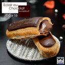 エクレア フランス直輸入 濃厚 チョコエクレア(45g×16個) Pasquier/パスキエ社 [スイーツ/お取り寄せ/プチギフト/手…