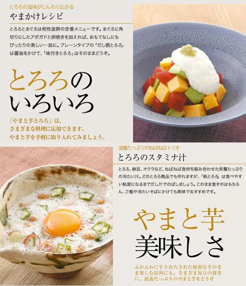 【送料無料】冷凍大和芋田舎とろろ(小分け)プレーン[20袋入]