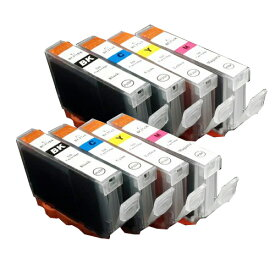 BCI-7e/4MP ×2 / 4色セット CANON (キャノン) 互換インク 全色染料 【対応インク型番】 BCI-7eBK BCI-7eC BCI-7eM BCI-7eY