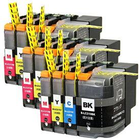 LC219/215-4PK ×3 / 4色セット brother (ブラザー) 互換インク 219BKのみ顔料他は染料 【対応インク型番】 LC219BK LC215XLC LC215XLM LC215XLY
