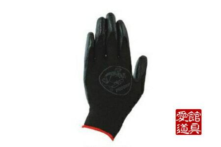 アックスブレーン AXBRAIN プログリップニトリル手袋 PGN-BK