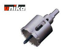 ユニカ unika MCTR-80TN 80mm ツバ無し メタコアトリプル 超硬ホルソー