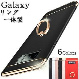 GalaxyS9 ケース GalaxyS9plus ケース Galaxy S8 ケース Galaxy note8 S8+ Galaxy S7 Edge ケース 落下防止リング付き Galaxy S8 plus プラス ギャラクシー S7 エッジ スマートフォン アンドロイド ギャラクシー ケース カバー 耐衝撃 おしゃれ メッキ 鏡面 ミラー