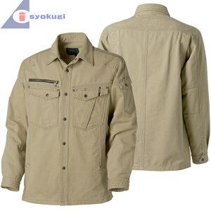 秋冬用  長袖シャツ GC−5002綿100% タカヤ