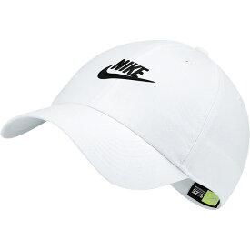 ナイキ 帽子 H86 フーチュラ ウォッシュド キャップ NIKE(913011-100)