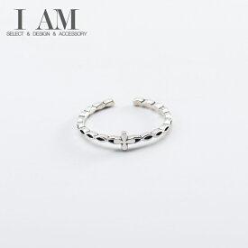 クローバー リング 指輪 シルバー925 フリーサイズ レディース 女性 おしゃれ かわいい ファッション デザイン ジュエリー アクセサリー