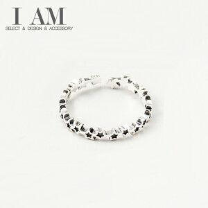 リトル スター リング 星 指輪 シルバー925 フリーサイズ レディース 女性 おしゃれ かわいい ファッション デザイン ジュエリー アクセサリー