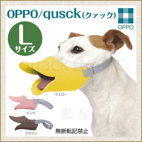 OPPO オッポ quuack クァック Lサイズ 【営業日午前10時迄のご注文で当日発送】