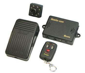 ドライブレコーダー サイバーアイ・モバイルカム IC-100MA 代引手料無料 送料無料 車上荒らし タクシー強盗 シガーライター 撮影 防犯グッズ