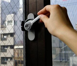 鍵付きクレセント CUK-800 キー2本付 ブロンズ