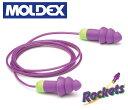 耳栓(耳せん)MOLDEX モルデックス ロケッツ6405 単品 Rockets 水中使用 勉強 いびき 睡眠 騒音 旅行 再使用可能 PVCフ…