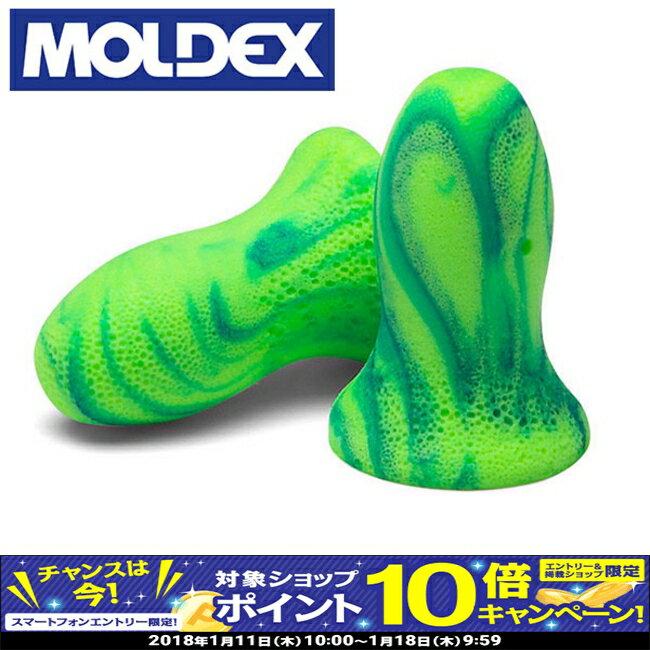 【スマホエントリーでポイント10倍!】耳栓(耳せん)MOLDEX モルデックス メテオスモール6630 単品 安全用品