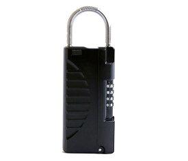 NEWキーストックハンディ ブラック N-1296 カギ 鍵 管理 ニュー 南京錠 賃貸物件 事務所