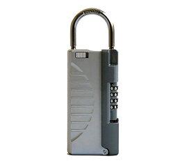 NEWキーストックハンディ シルバー N-1297 カギ 鍵 管理 ニュー 南京錠 賃貸物件 事務所