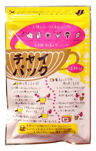 チャイパック 生姜入り 3g×12包 【オーガニック 有機栽培】6種類のスパイス・ハーブのきいた味わい深いミルクティ