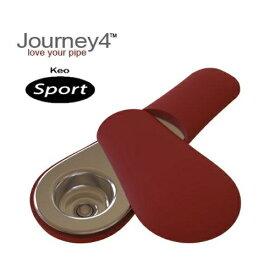 Journey4 (Dark Red)ジャーニーパイプ4(ダークレッド)J4 / Keo Sport【正規品】