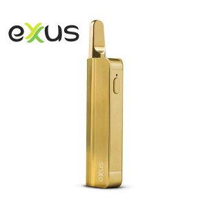 Exxus Snap VV Cartridge Vaporizer 24K GOLD【510スレッド対応】エクサス スナップ ヴェポライザー/ゴールド(正規品)オイル・リキッド用