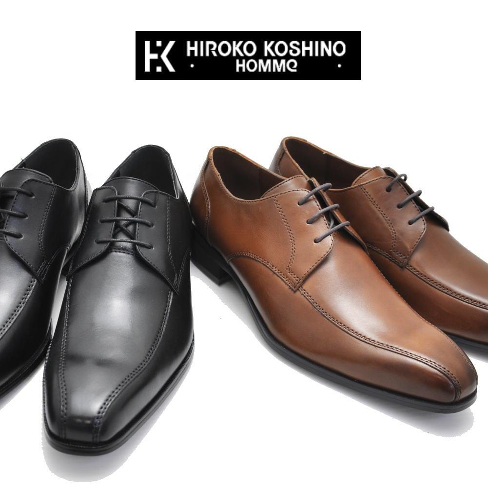 本革 《HIROKO KOSHINO HOMME》 ヒロココシノ スワールモカ No122