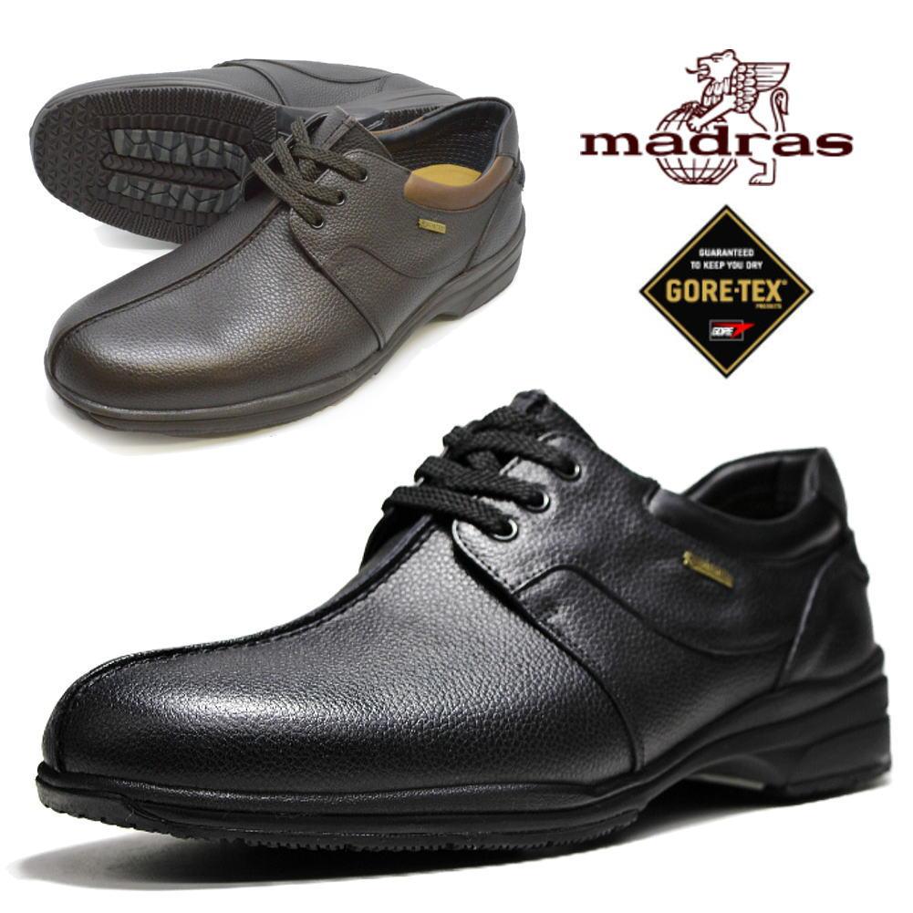 マドラス madras Walk マドラスウォーク 本革 ゴアテックス 4E ウォーキングシューズ SPMW5922