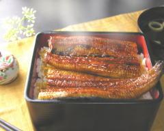 浜名湖うなぎのあいかね白焼4匹と蒲焼4本のセット送料無料
