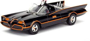 Jada 1966 TV Series Classic Batman Batmobile 1/32 Diecast Model Car F977-98225 バットマン TVシリーズ バットマンモービルカー 1/32サイズ【並行輸入品】【ラッピング不可】