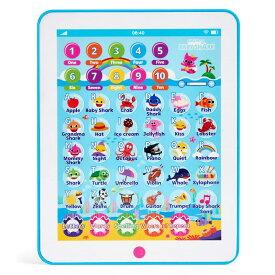 ベイビーシャーク 英語 教育タブレット【並行輸入品】WowWee Pinkfong Baby Shark Tablet - Educational Preschool Toy【ラッピング不可】