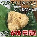 笹おこわ(きのこ)250グラム(5個入)【おこわ】【強飯】【和風】