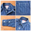 UES(웨스) 워밧슈워크샤트/ WABASHI WORK SHIRTS Lot. 500954■Made in JAPAN■