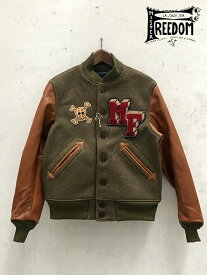 """SUGAR CANE x MISTER FREEDOM / """"MF HEADQUARTERS"""" JACKET PATCH MODEL SC14242 Made in Japan国内送料無料"""