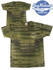 """BUZZ RICKSON'S(バズリクソンズ) S/S T-SHIRT """"AMERICAN CHICKEN"""" BR78273-149)OLIVE 米国製"""