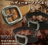 To Samurai jeans thick leather オイルドステアハイド/original ヴィーバックル s curve belt» SAMURAI JEANS W001 Made in JAPAN.