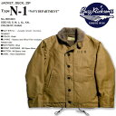 BuzzRickson's バズリクソンズ N-1 アルパカウール デッキジャケット 『N-1 DECK JACKET NAVY DEPARTMENT 40's MODEL』Made in JAPAN Lot.BR12031-01)KHIKI