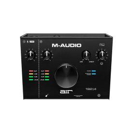 【送料込】M-Audio AIR 192 | 4 オーディオ・インターフェイス 【smtb-TK】