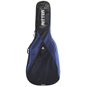 【送料込】RITTER/リッター RGP5-CT/NBK 3/4サイズ クラシックギター用 ギグバッグ【smtb-TK】