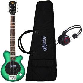 【送料込】【ヘッドホン付】Pignose ピグノーズ PGG-200/FM SGR アンプ内蔵ギター【smtb-TK】