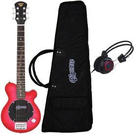 【送料込】【ヘッドホン付】Pignose ピグノーズ PGG-200/FM SPK アンプ内蔵ギター【smtb-TK】