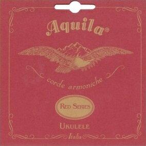 【メール便・送料無料・代引不可】【2セット】Aquila/アクイーラ AQR-TR (87U) RED SERIES ウクレレ弦 テナー用【smtb-TK】